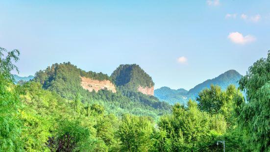 마이지산 풍경명승구