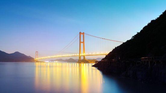 西堠門大橋