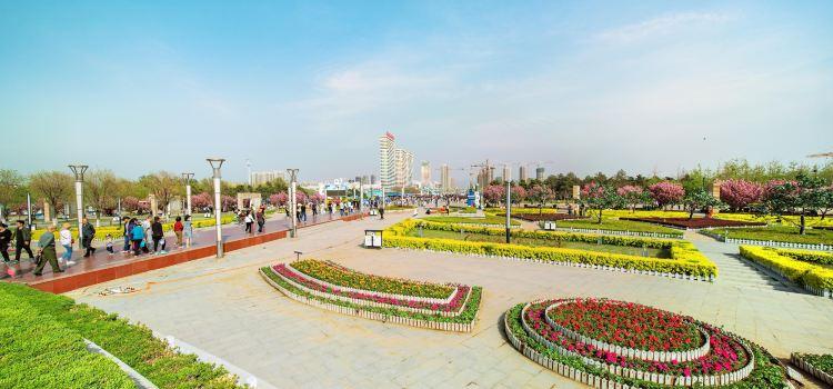 산해 광장