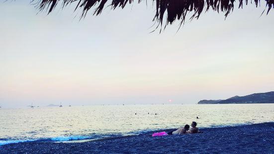 Vlichada海灘