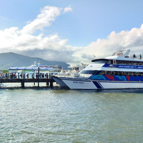 Sunlover Reef Cruises