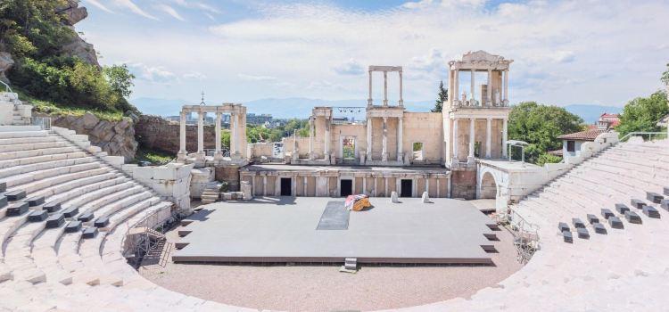 古羅馬露天劇院