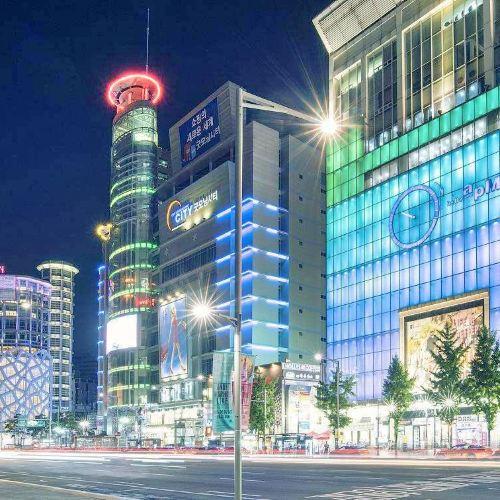 首爾時尚中心