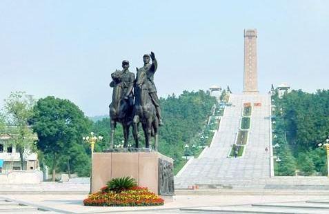 Sunan Kangzhan Shengli Monument