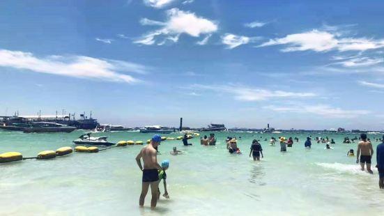 莎拉基尼可海灘