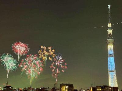 Sumida River Firworks Festival