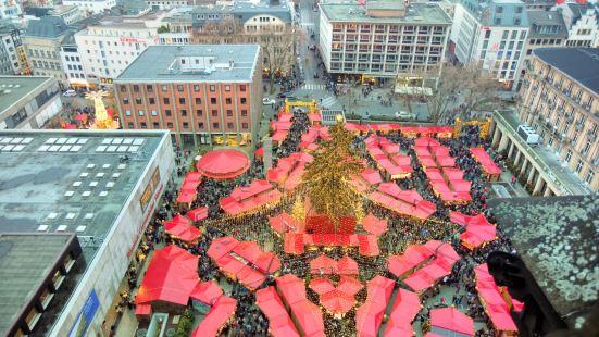 科隆耶誕節市場