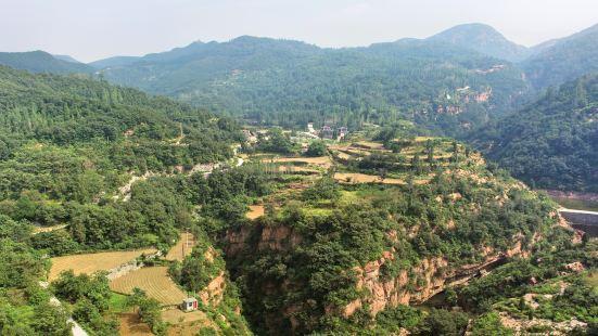 부희산 설화 동굴 관광지