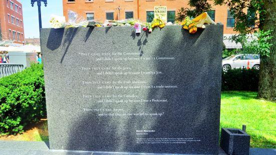 新英格蘭大屠殺紀念碑