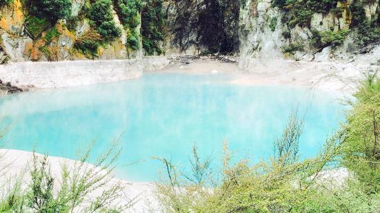 Waimangu Cauldron