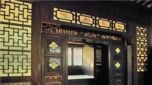 The Xishan Carved Buildings