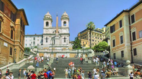 로마 스페인 광장