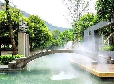 슈촨잉웨온천