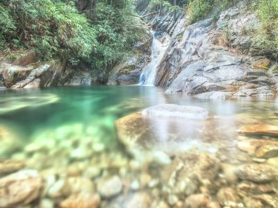 Mangshan National Forest Park