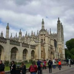 Cambridge University Library 여행 사진