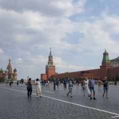 Red Square User Photo