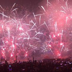 Hong Kong New Year Countdown User Photo