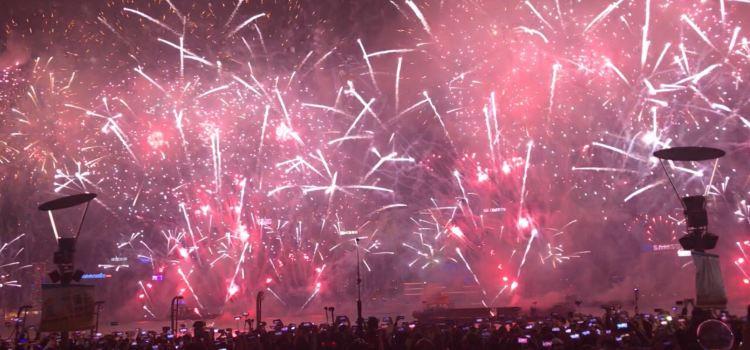 Hong Kong New Year Countdown2