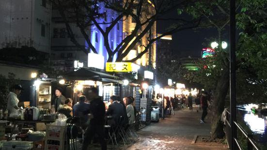 屋台拉麵街