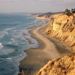 聖地亞哥黑海灘用戶圖片