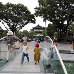와다쿠라 분수 공원 여행 사진