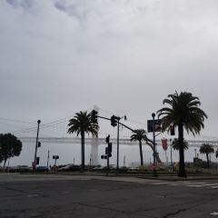 샌프란시스코 오클랜드 베이 브릿지 여행 사진