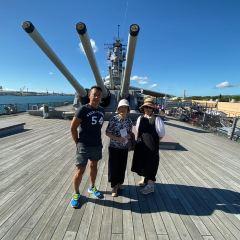 Missouri Battleship Memorial User Photo