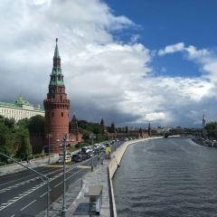 Moscow River User Photo