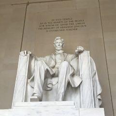 Lincoln Memorial用戶圖片