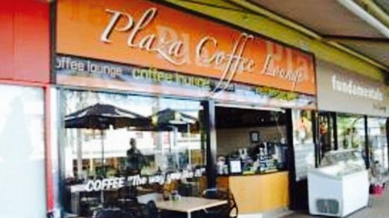 The Plaza Coffee Lounge