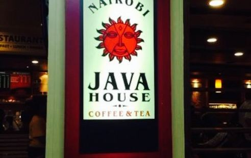 Java House Jomo Kenyatta Airport