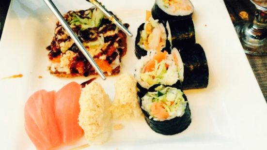 Miyagi Bistro Thai Et Sushi