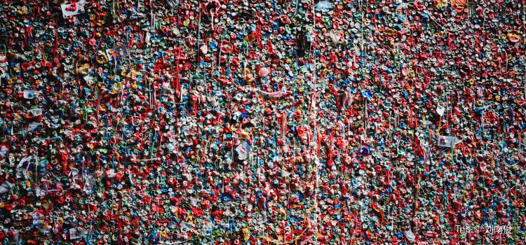 The Gum Wall1