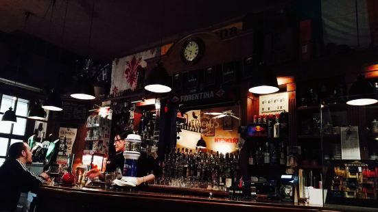 The Friends Pub