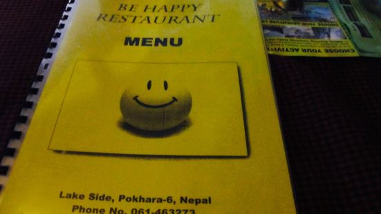 Be Happy Restaurant