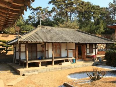 Kim Bongho's House