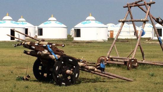 莫日格勒蒙古大營
