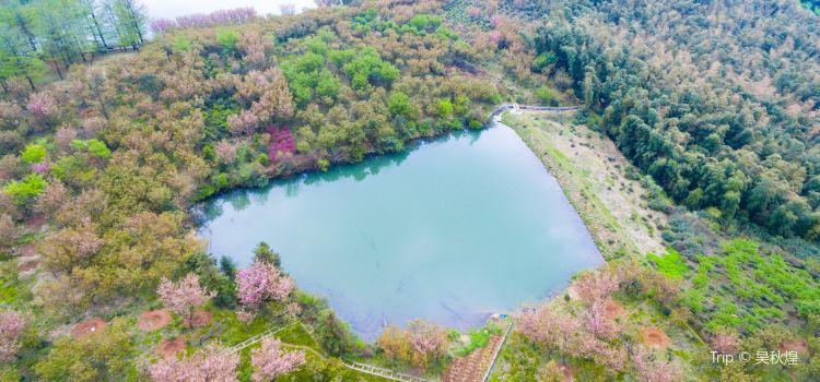쓰밍산 지질공원 관광구1