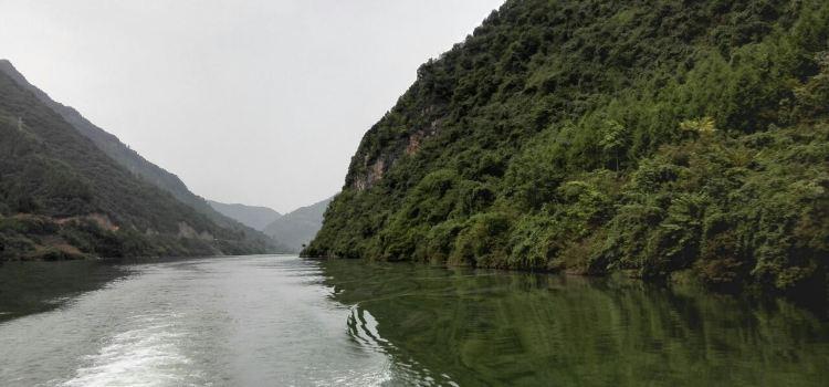 漢江三峽2