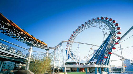 東京巨蛋遊樂園門票