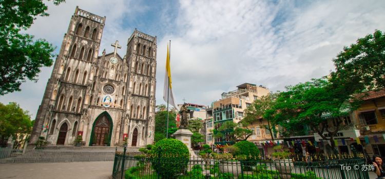 하노이 성 요셉 성당1