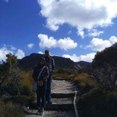 크레이들 산 여행 사진