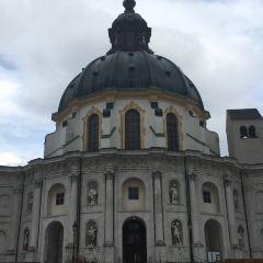 Ettal Abbey User Photo