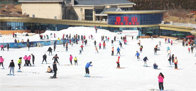 蟠龍山滑雪場3