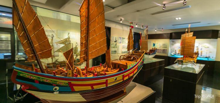 C  Y  Tung Maritime Museum travel guidebook –must visit