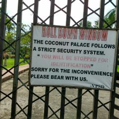 Coconut Palace User Photo