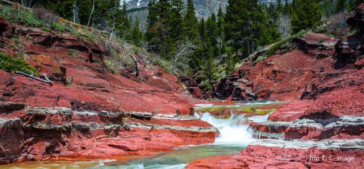 紅岩峽谷國家保護區
