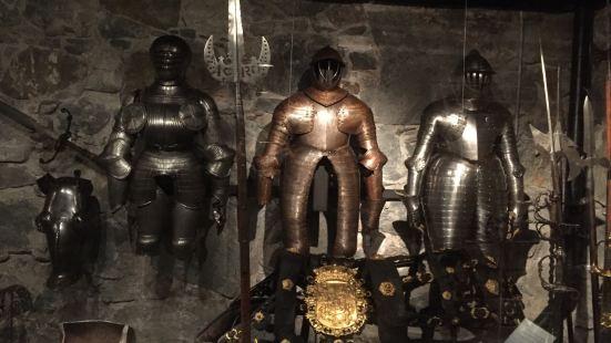 The Royal Armoury