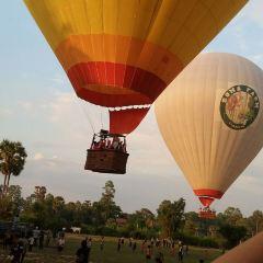 Angkor Hot Air Balloon User Photo