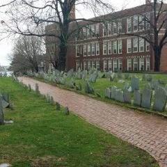 Copp's Hill Burying Ground User Photo